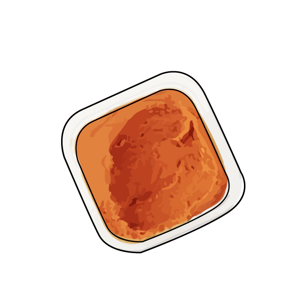 Spicy Miso Paste